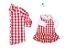 Kit camisa Cadú - Tal pai, tal filha (duas peças) - Imagem 1