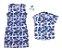 Conjunto Ben  - Mãe e filho | Vestido e camisa | Linho - Imagem 1