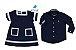 Conjunto Nicole e Nicolas - Vestido e Camisa | Navy - Imagem 1