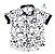 Camisa Mickey - Preta e Branca - Imagem 1