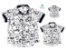 Kit camisa Mickey  -  Família (três peças) | Manga Curta - Imagem 1