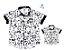 Kit Camisa Mickey - Tal mãe, tal filho  (duas peças)   Mickey - Imagem 1