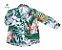 Camisa Dom -   Folhas Branca | Safari | Surf - Imagem 1