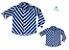 Kit camisa Dante - Tal pai, tal filho (duas peças) - Imagem 1