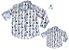 Kit camisa Mickey Pato Donald Pluto - Tal pai, tal filho (duas peças) | Personalize com as inicias dos nomes - Imagem 1