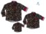 Kit camisa Mickey  -  Preta - Família (três peças) | Manga Longa | Mickey - Imagem 1