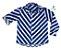 Camisa Dante - Listrada Azul - Imagem 1