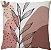 Capa de Almofada Neo BohoCacto e Folhas Rose - Imagem 1