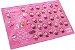 Tábua de Corte Cupcake Rosa - Imagem 1
