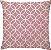 Capa de Almofada Círculo Estrela Rosa - Imagem 1