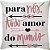 Capa de Almofada Todo Amor - Imagem 1