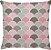 Capa de Almofada Bowls Cinza e Rosa - Imagem 1