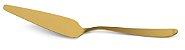 Espátula de Bolo  Lovers Gourmet Mix Dourada - Imagem 1