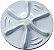 Agitador Lavadora Wanke  Lis Eixo Menor 7,5Cm - Imagem 1