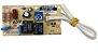 Placa Compatível Refrigerador 410l 220v Ge Mabe Continental Dako - Imagem 1