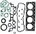 Kit de Juntas Completo em Metal - Motor Nissan K15 K21 K25 - Imagem 1