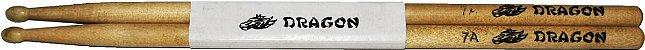 Par De Baquetas C. Ibanez Dragon 7a Nylon  - Imagem 2