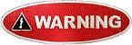 WARNING - Imagem 1