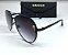 Óculos Aviador  Gucci Preto   - Imagem 3