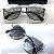 Oculos de Sol Espelhado Fendi - Escrita Logo Fendi na Lente - Imagem 3