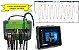 Combo Diagnostico Pro - Analisador De Motores FSA 500 Bosch + Tablet Industrial + Pinças De Medições Inclusas - Imagem 1