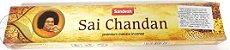 Incenso Sai Chandan - Primiun Masala Incense - Imagem 1