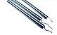 Resistência Espiral 220V x 1500W x Ø6,5mm x Esp. 0,8mm x C. Aberto 1500mm - Imagem 3