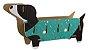 Organizador de Mesa (porta treco) Cachorro Basset - Imagem 1