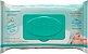 Lenços Umedecidos FeelClean Recém-nascido 50 unidades - Imagem 1