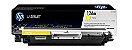 Toner Original HP CP1025 CP 1025 CE312 CE312A M175A HP 126A - Cartucho HP CE312AB - Amarelo - Imagem 1