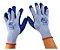 Luva Térmica de Nitrilo Azul para Uso em Sublimação - Imagem 1