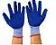 Luva Térmica de Nitrilo Azul para Uso em Sublimação - Imagem 3