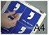 Vinil Sublimático Adesivado Branco para Produtos Rígidos Formato A4 - 10 Fls - Imagem 4