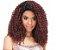 Lace front wig Luna - Cor 1B (preta) - Imagem 3