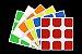 3X3X3 MOYU - KIT FLUORESCENTE - Imagem 1