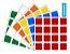 KIT ADESIVOS 4X4 62MM - Imagem 1