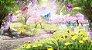 Painel de Festa 3D Reino Encantado - Imagem 1