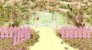 Painel de Festa em Lona Jardim 3D - Imagem 1
