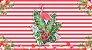 Painel para Festa Tropical Flamingo - Imagem 1