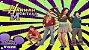 Painel para decoração de festa infantil - Hannah Montana - Imagem 1