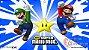 Painel para decoração de festa infantil - Mario Bros e Kart - Imagem 1