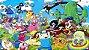 Painel para decoração de festa infantil  -  Hora de Aventura - Imagem 1