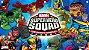 Painel para decoração de festa infantil - Marvel Herois Squad - Imagem 1
