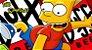 Painel para decoração de festa infantil  - Os Simpsons - Imagem 1