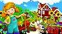 Painel para decoração de festa infantil - Fazendinha - Imagem 1
