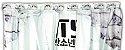 Cortina BTS Jimin K-POP 2,0x1,5m - Imagem 2