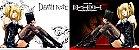 Capa de Travesseiro Death-Note Misa - Imagem 1