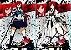 Capa de Travesseiro Fairy Tail Erza Scarlet - Imagem 1