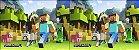Capa de Travesseiro Minecraft  - Imagem 1