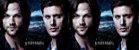 Capa de Travesseiro Supernatural irmãos Sam e Dean - Imagem 1